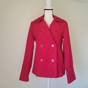 Gap Red Corduroy Jacket Size M